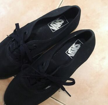 Bez cipele - Srbija: VANS lagane šunjalice, veličina 40, bez ostecenja kao nove!