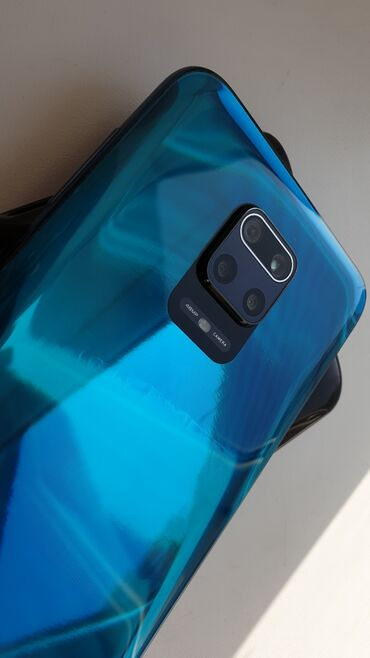 redmi 6 pro цена в бишкеке in Кыргызстан | ДРУГИЕ МОБИЛЬНЫЕ ТЕЛЕФОНЫ: Xiaomi Redmi Note 9 Pro | 128 ГБ | Голубой | Гарантия, Сенсорный, Отпечаток пальца