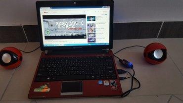 Laptop packarad bell odlicno stanje bez ulaganja sistem novi uradjen u - Novi Pazar