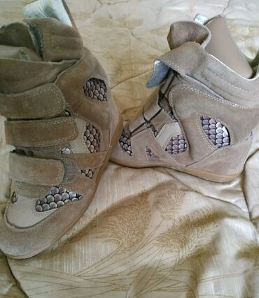 Original Isabel Marant Sneakers Cox baha alinib bu brendin qiymetini