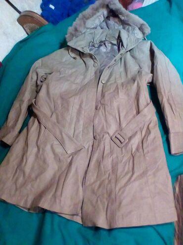 Zenska kozna jakna/duza/,velicina XL