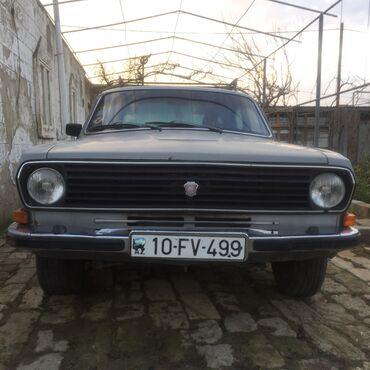 QAZ Azərbaycanda: QAZ 24 Volga 2.2 l. 1994   135000 km