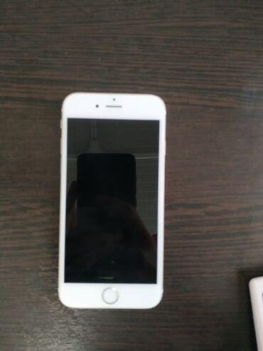 Электроника - Заречное: IPhone 6 | Серебристый Б/У | Отпечаток пальца