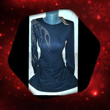 Predivna nova haljina sa cirkonima po ceni od samo 1200 din. Velicina; - Kikinda