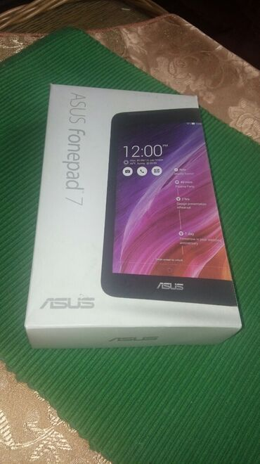 Asus p526 - Srbija: Asus fonepad 7 FE170CG. tablet/mobilni sa 2 sim. lepo ocuvan u