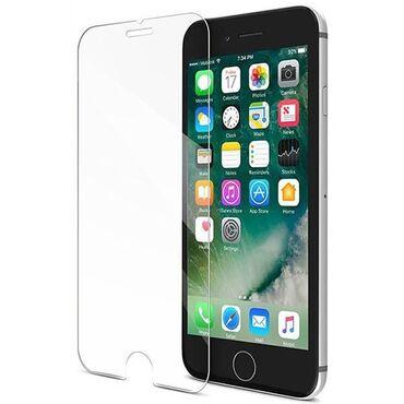 iphone бу цена в Кыргызстан: Новые защитные стекла на iPhone 6, 6 plus, 7, 7 plus.Распродаем