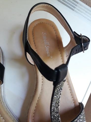 Udobne i lepe sandale, broj 38. Nosene samo jednom - Beograd - slika 5