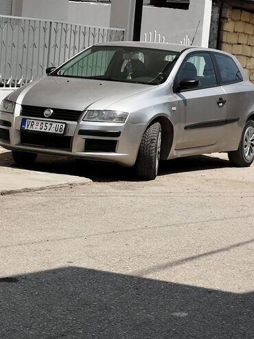 Plinska boca - Srbija: Fiat Stilo 1.2 l. 2003 | 241000 km