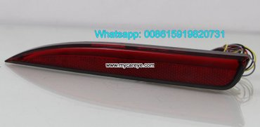 VW Scirocco R GTS Rline LED running Bumper Brake Lights  Model in Malangawa - photo 2