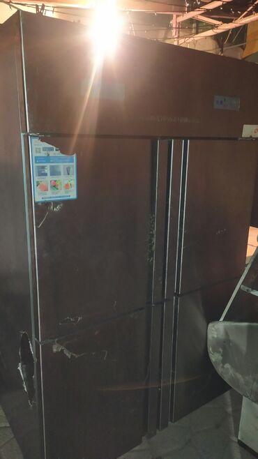 Продаю промышленный холодильник с датчиками температуры, две камеры-4
