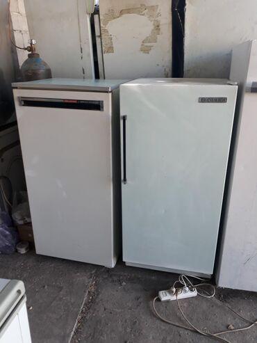 Техника для кухни в Кыргызстан: Б/у Однокамерный Белый холодильник Минск