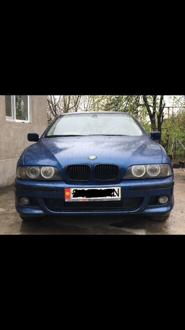 BMW 525 in Ак-Джол: BMW 525 2.5 л. 2001