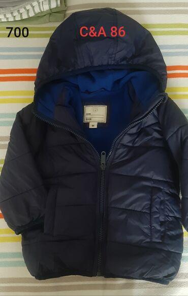 C&A baby club jakna,velicina 86 za decaka.Boja jakne teget.Jakna