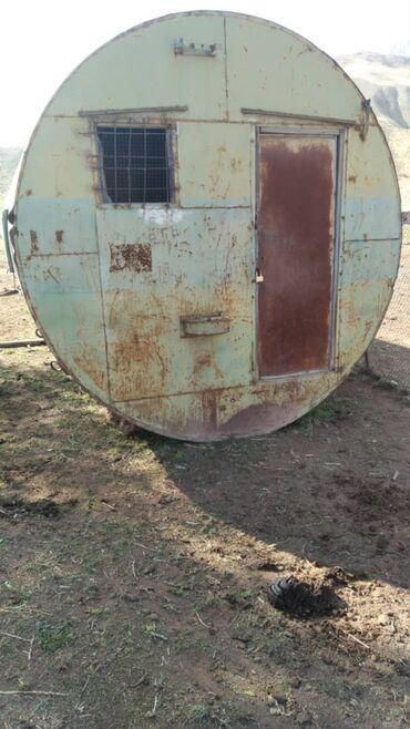 жилые вагончики бу в Кыргызстан: Продается железный вагон для использование жилье или под