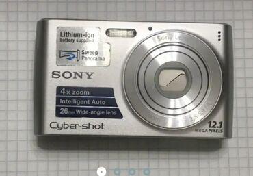 cyber shot sony в Кыргызстан: Продается цифровой фотоаппарат Sony Cyber-shot DSC-W510, камера 12.1
