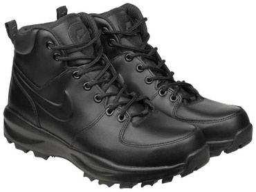 Мужские ботинки Nike Manoa Leather 454350-003 в Бишкек
