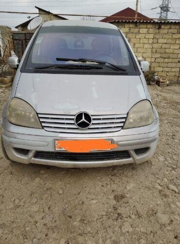 ванна из стекловолокна в Азербайджан: Mercedes-Benz Vaneo 1.9 л. 2003 | 230000 км