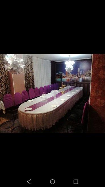 Особняк под любые вечеринки в Бишкек