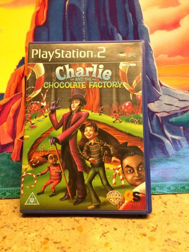 Charlie and the Chocholate Factory Playstation 2 - Pozarevac