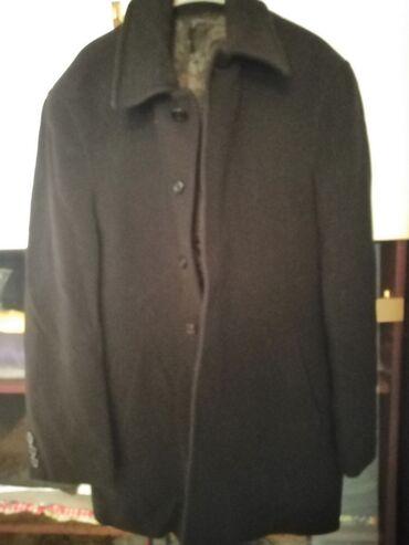 Muški Nikola's original kaput od vune. 52br.Malo nošen i očuvan
