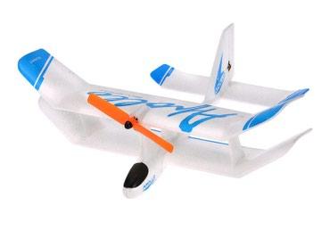 Р/У самолет Feilun Apollo 300мм Mini Indoor Biplane 2.4G в Бишкек