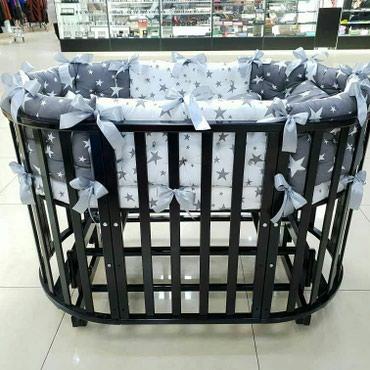 Получили новые модели кроватки 6в1. в Бишкек