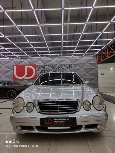 сеем газон бишкек в Кыргызстан: Mercedes-Benz E-Class 4.3 л. 2001   167000 км