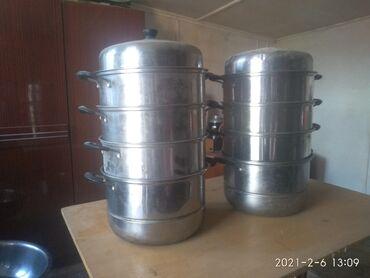 Кухонные принадлежности - Кыргызстан: Две мантышницы