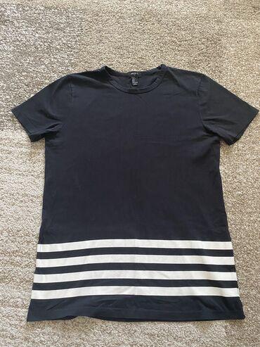 Мужская футболка Forever 21, размер M-L, 120 сом