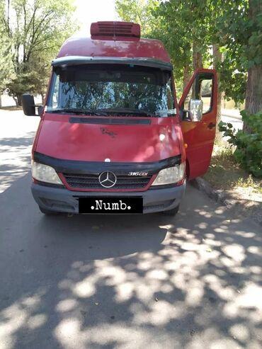 mercedes-benz-slk-32-amg в Кыргызстан: Mercedes-Benz Sprinter