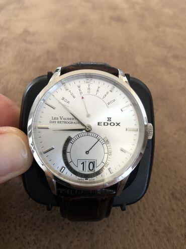 Ağ Kişi Qol saatları Edox