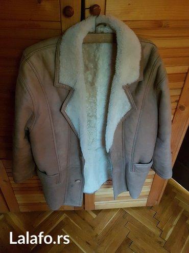 Muška odeća | Kikinda: Muska Meklaud bunda, kao nova