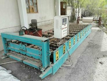 станок для резки железо в Кыргызстан: Станок для профнастила