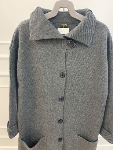 Новый кардиган-пальтоочень теплое, Размер -M,L Длина ниже колен