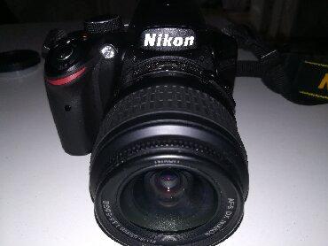 Срочно продаю! В хорошем состоянии. Фотоаппарат Nikkon D3200