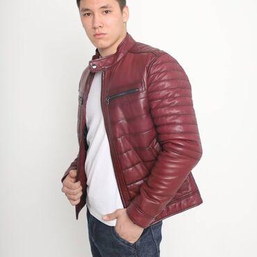 мужская одежда burberry в Кыргызстан: Деми куртка для стильных парней. Внутри тонкий слой халафайбера