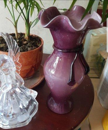 Продаю красивую,сувенирную вазочку в Лебединовка