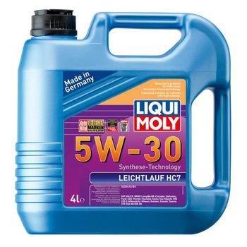 """Bakı şəhərində Mühərrik yağı """"LIQUI MOLY - LEICHTLAUF HC7 5W-30 5L"""""""