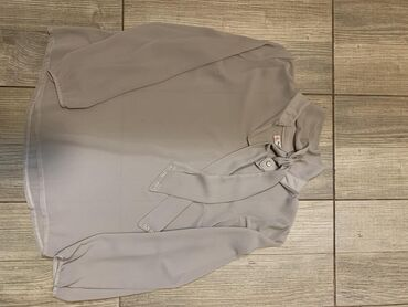 Elegantna bluza od tila sa cirkonima, univerzalna vel