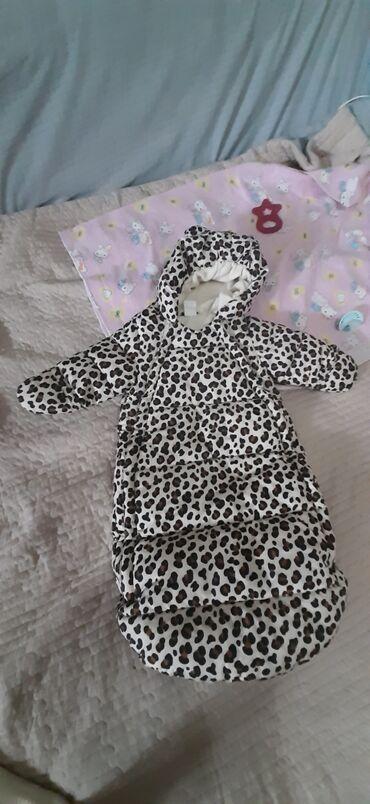 краска для одежды в бишкеке в Кыргызстан: Продаю комбенизон для малыша от 2х до 4 месяца. Почти новый заказовали