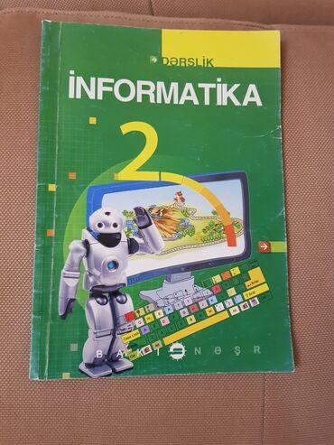 - Azərbaycan: Informatika 2ci sinif. Teptezedi