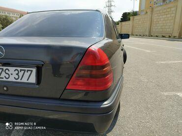 brilliance m2 1 8 at - Azərbaycan: Mercedes-Benz C 180 1.8 l. 1994 | 437000 km