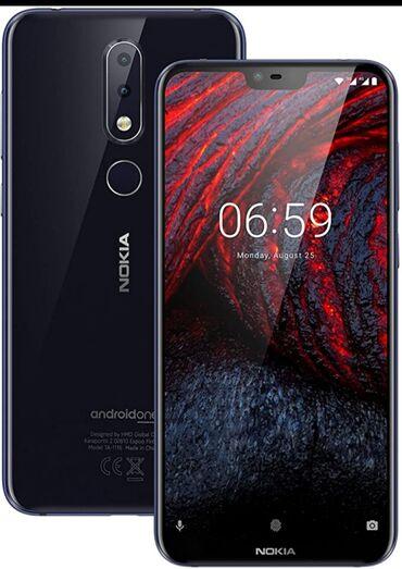 nokia e7 в Азербайджан: Nokia 6.1 plus satiram. 3 ay işlənib.Qızıl zəmanəti var 2