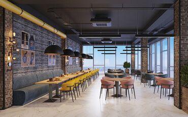 Yusa Plaza pristijni ofisleri ve restoran temirli icareye verir