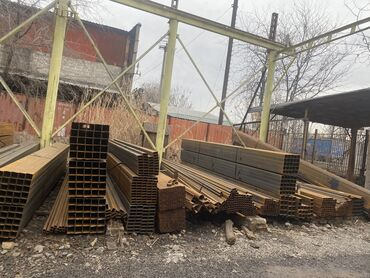 Металлопрокат, швеллеры - Арматура - Бишкек: Провиль, Арматура, хамут проволка доставка 5 тонны без платно без