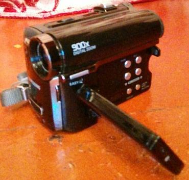 Ucar şəhərində Samsung mini kamera.