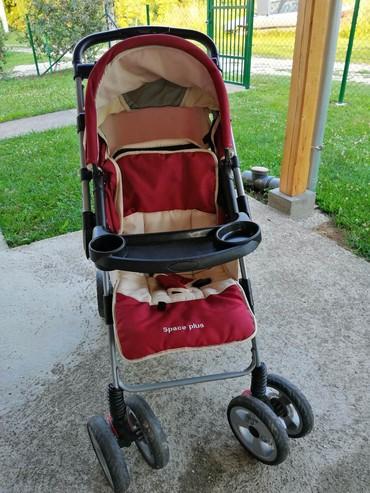 Kolica za bebe i decu | Kragujevac: Kolica za bebe,malo koriscena. 3 polozaja,ide torba uz njih i navlaka