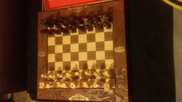 Sport i hobi - Bogatic: Šah rucni rad onaj koji se razume zna da vredi