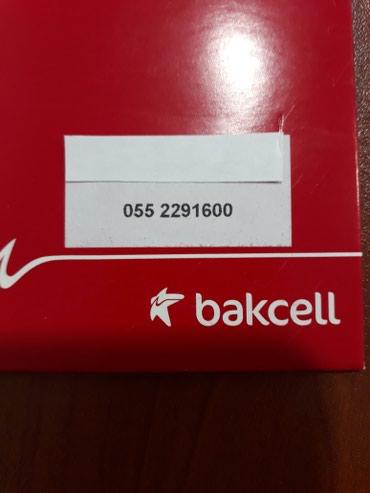 Bakı şəhərində Bakcell 2291600 yeni