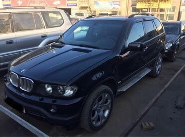 bmw-x5-xdrive30i-at в Кыргызстан: BMW X5 4.4 л. 2002